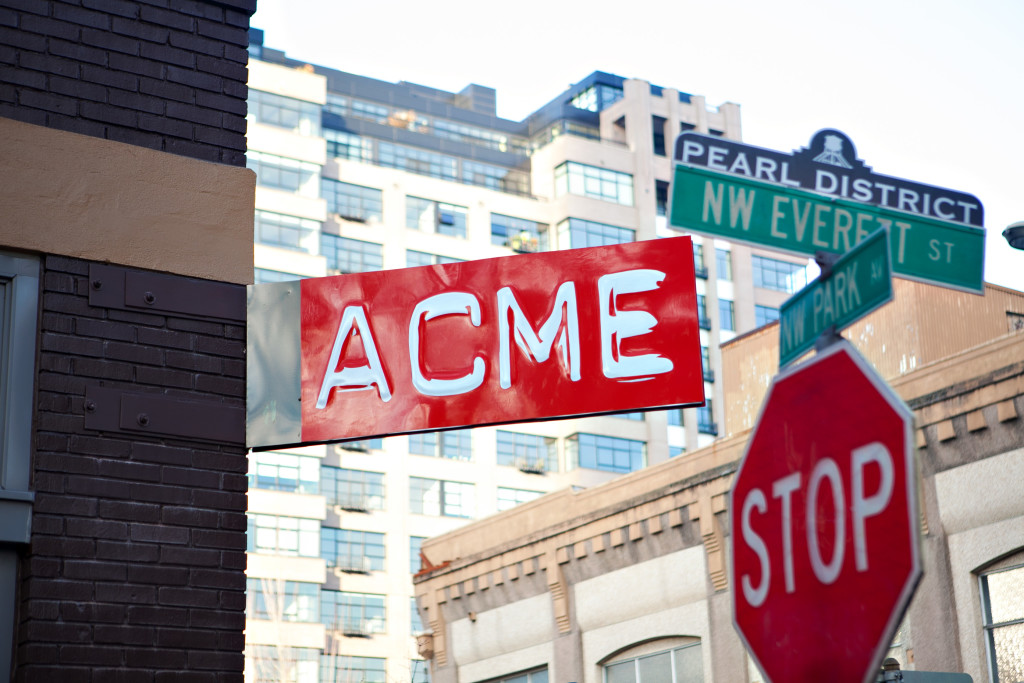ACME Business Consulting has three offices -- Portland, Seattle and San Diego -- and experienced a compound annual growth rate of 33 percent, with the addition of 20 new clients in the last three years alone.
