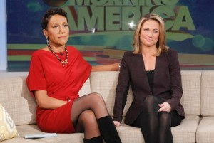 Amy Robach's breast cancer