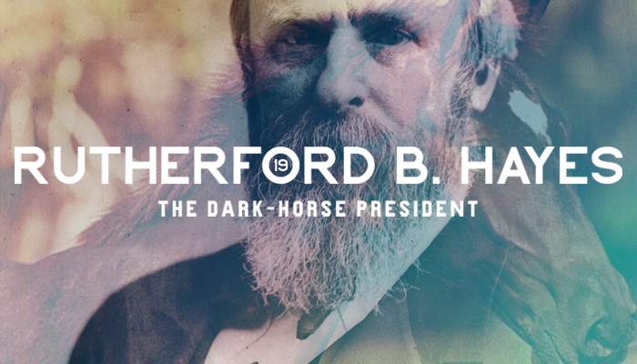 "Rutherford B. Hayes' ""brand"""
