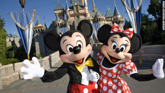 At print time, 88 people in California, Oregon, Nevada, Washington, Utah, Colorado and Arizona have been infected with measles, stemming from an outbreak at Disneyland. (Photo credit: CNN)
